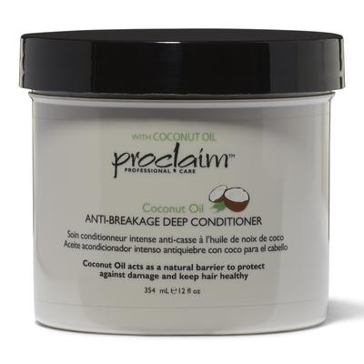 Coconut Oil Anti Breakage Deep Conditioner