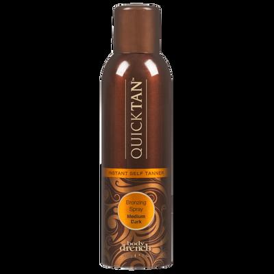 Quick Tan Medium Dark Bronzing Spray
