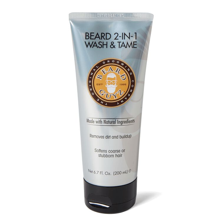 2 in 1 Wash & Tame