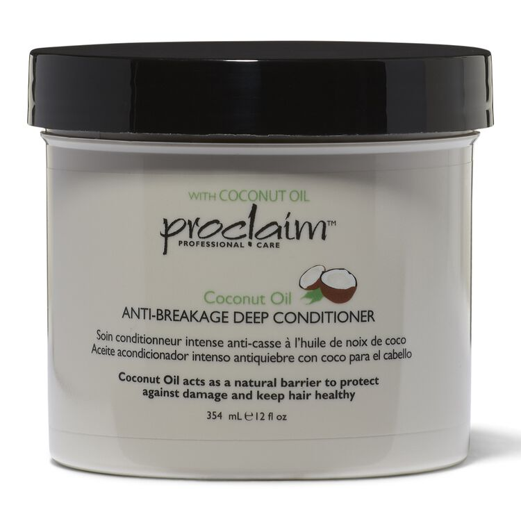 Coconut Oil Anti Breakage Deep Conditioner