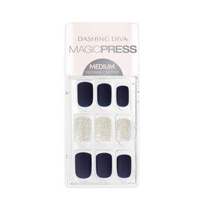 Magic Press on Nails Marine Dream - Medium
