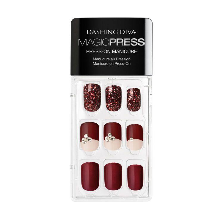 Magic Press on Nails Gilty Pleasures