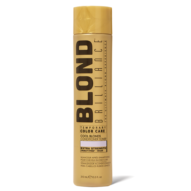 Temporary Color Care Cool Blonds Conditioner Toner Step 2