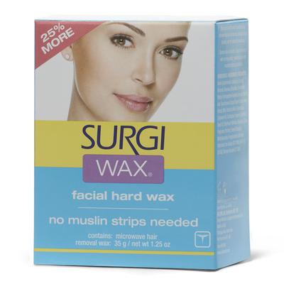 Surgi-Wax Facial Hair Removal