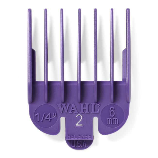 1/4 Inch Color Coded Comb Attachment