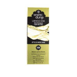 10N Natural Lightest Blonde Demi-Permanent Liquid Hair Color