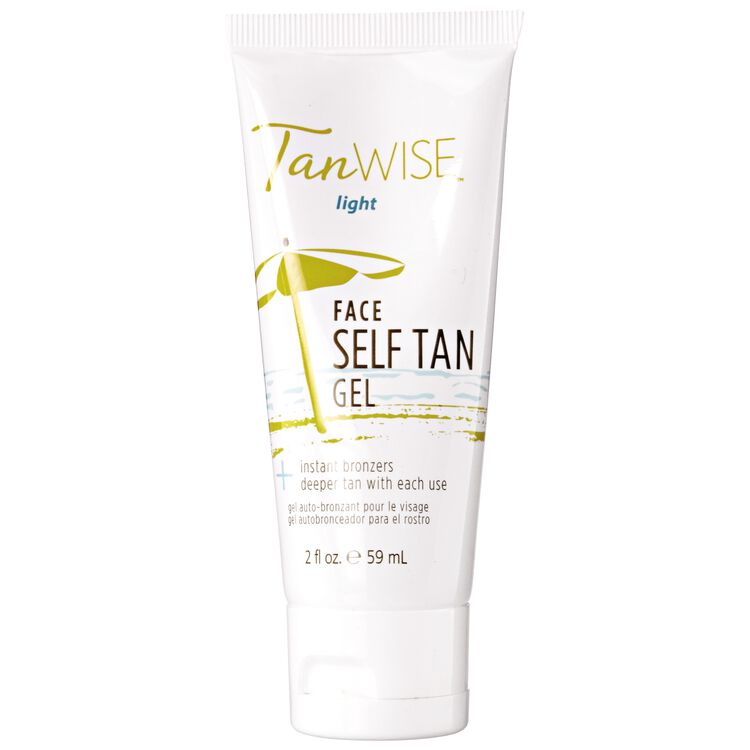 Self-Tanning Face Gel
