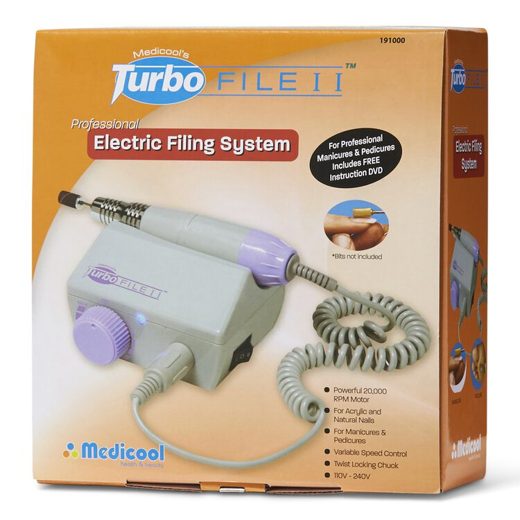 TurboFile II Electric Filing System