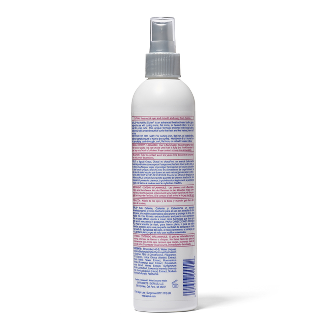 Thermal Curler Spray
