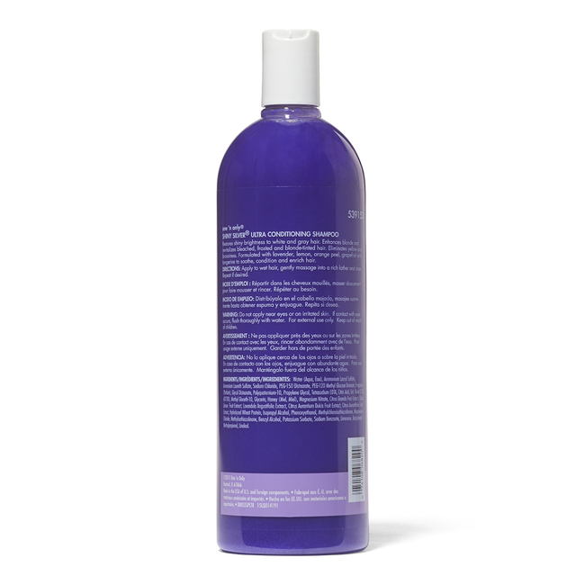 One n Only Shiny Silver Ultra Conditioning Shampoo