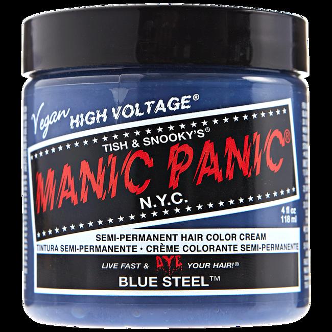 f541572fcd Blue Steel - Manic Panic Semi-Permanent Hair Color
