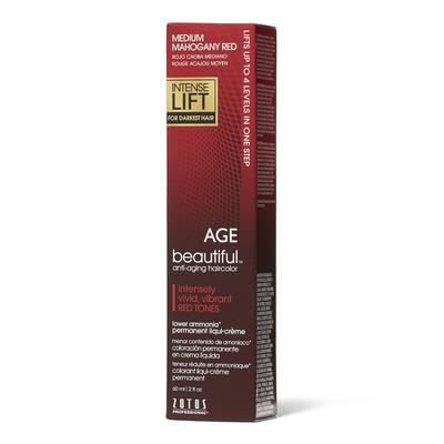 Intense Lift Permanent Liqui-Creme Hair Color Medium Mahogany Red