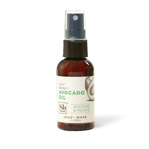 Light Weight Avocado Oil Restore & Revive
