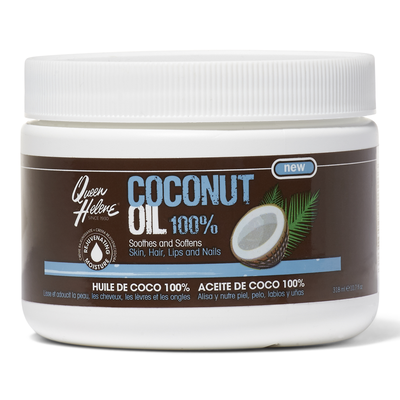 100% Coconut Oil