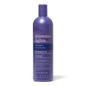 Shimmer Lights Conditioning Shampoo for Blonde & Silver 16 oz.