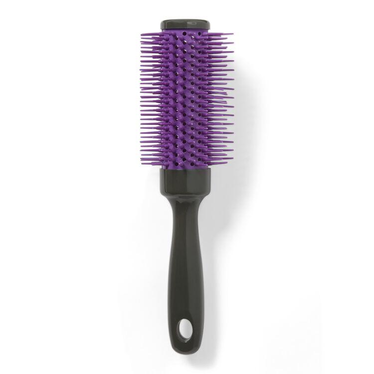 Ultra Lightweight Round Purple Brush