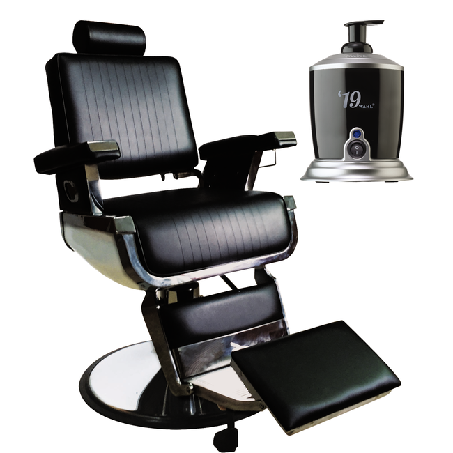Alexander Barber Chair Combo