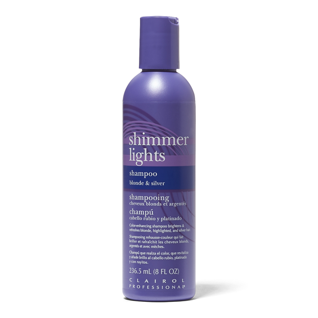 Shimmer Lights Conditioning Shampoo for Blonde & Silver 8 oz.