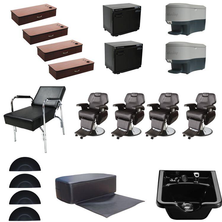 Essential 4 Operator Barber package