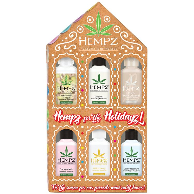 Hempz for the Holidayz Lotion Gift Set