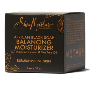African Black Soap Facial Moisturizer