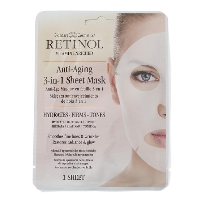 Anti-Aging 3 in 1 Sheet Mask