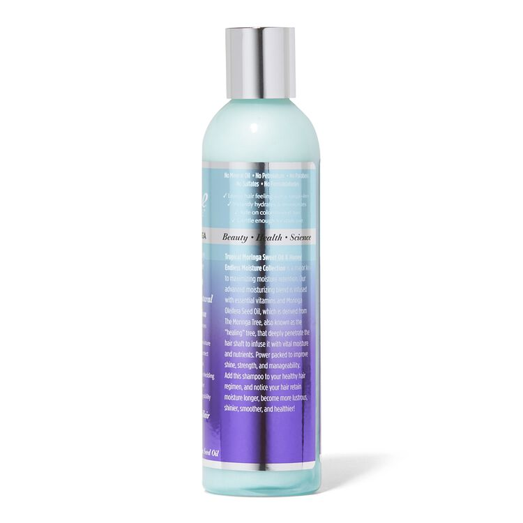 Tropical Moringa Sweet Oil & Honey Shampoo