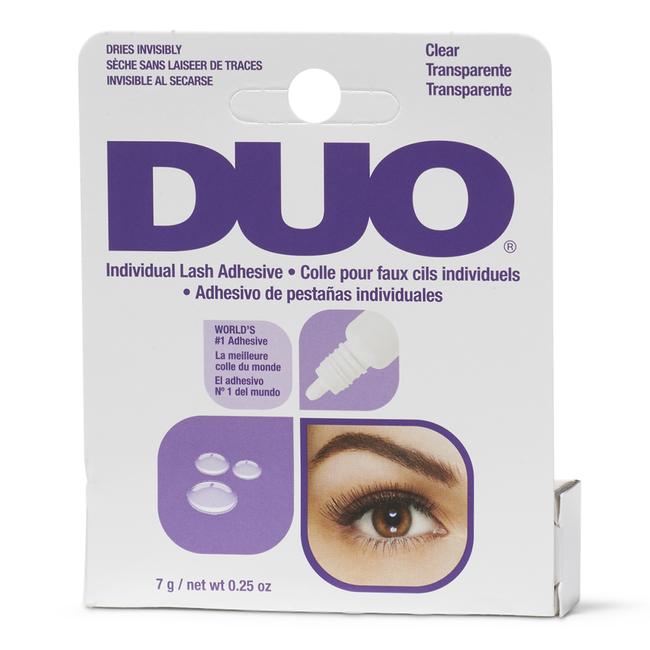 Duo Individual Lash Clear Adhesive