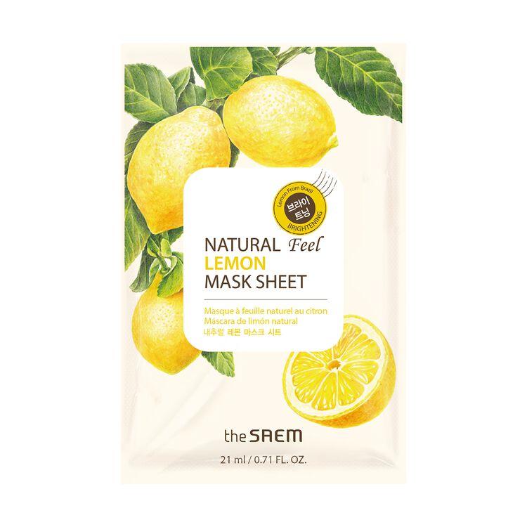 Lemon Sheet Mask