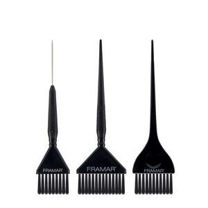 Family Pack Black Tint Brush Set