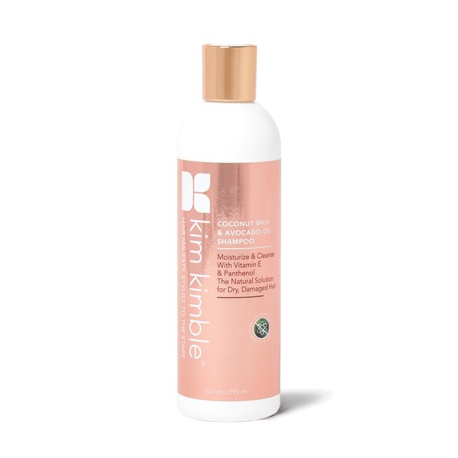 Coconut Milk & Avocado Oil Shampoo
