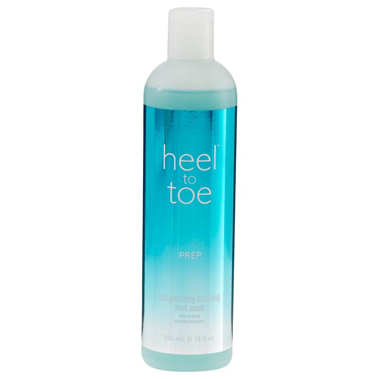 Invigorating Foaming Foot Soak