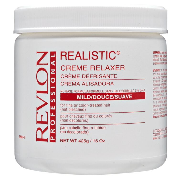 Mild Conditioning Creme Relaxer