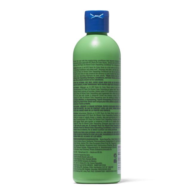 Vibrant Color Depositing Conditioner