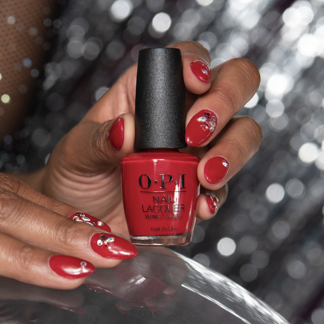 Red-Y for the Holidays Nail Lacquer