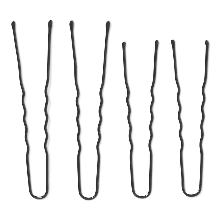 Black Assorted Hair Pins