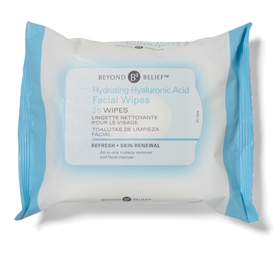 Hyaluronic Acid Hydrating Wipes