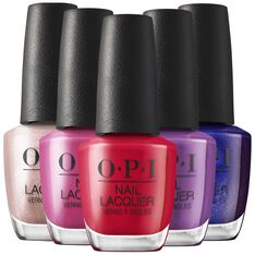 Downtown LA Nail Lacquer Collection