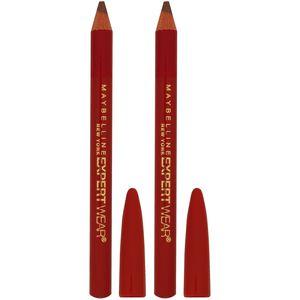Expert Wear Twin Eyebrow Pencil & Eyeliner Pencil