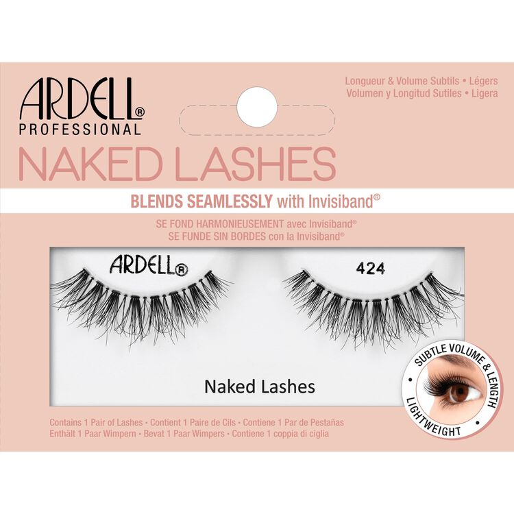 Naked 424 Lashes