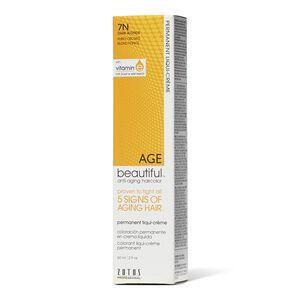 Dark Blonde 7N Permanent Liqui-Creme Hair Color