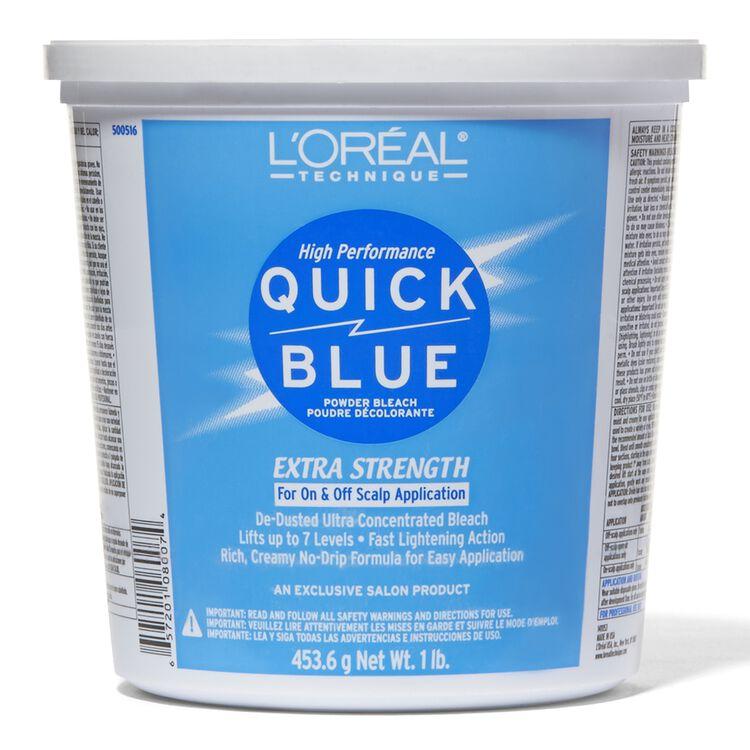 Quick Blue High Performance Powder Lightener