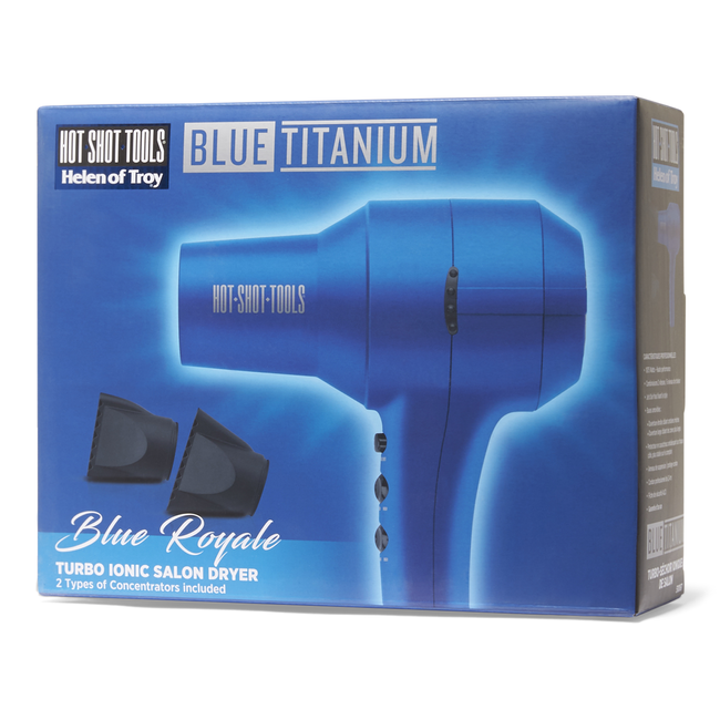 Blue Titanium Dryer