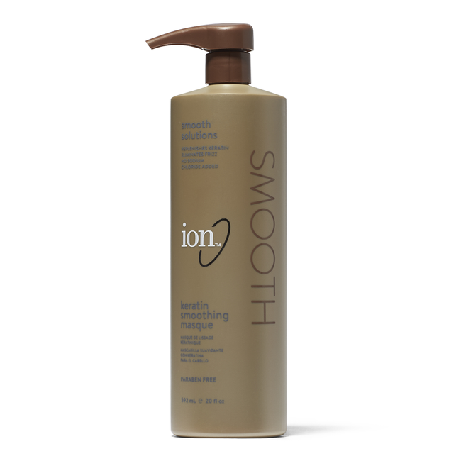 Keratin Smoothing Masque