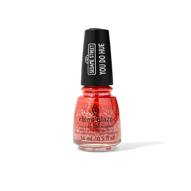 Living In The Elmo-Ment Nail Lacquer