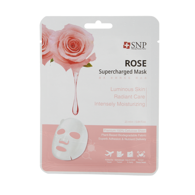 Rose Supercharged Mask