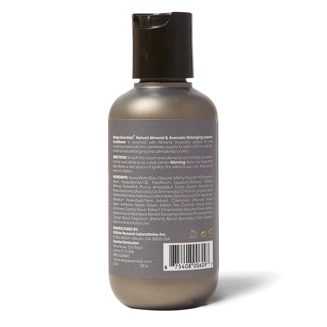 Detangling Travel Size Leave In Conditioner
