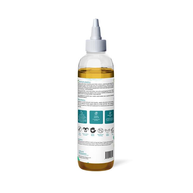 Nourishing & Conditioning Hair Oil 4oz