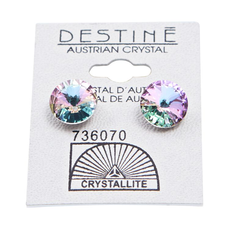 Destine Rivoli Earrings