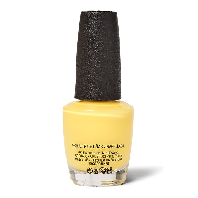 Mexico City Nail Lacquer Dont Tell Sol